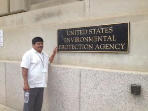 At the EPA